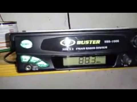 radio HBr 1000