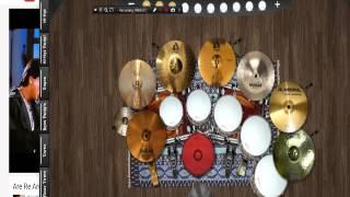 Gambar cover Cover Drum are re are yeh kya hua lagu india (drum virtual dvdrum 3)