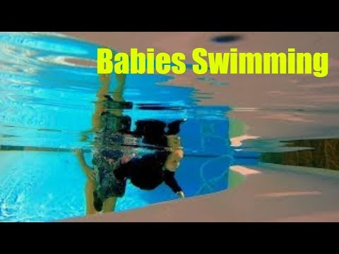 Baby Swimming ISR Final Water Test