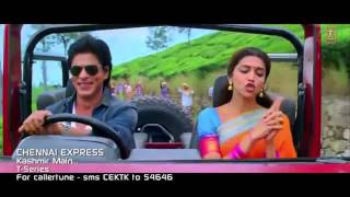 Gambar cover Kashmir Main Tu Kanyakumari  Full Song HD ~  Chennai Express  Shahrukh Khan and deepeka