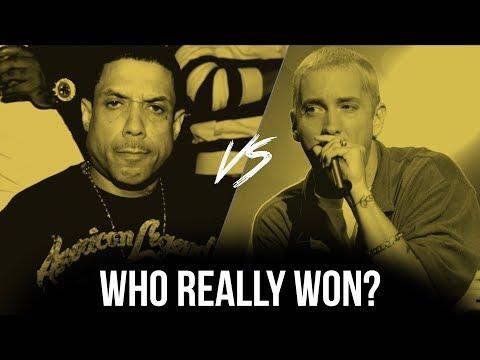 Eminem Vs. Benzino: Who REALLY Won?