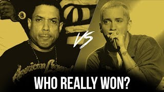 Eminem Vs. Benzino: Who REALLY Won?