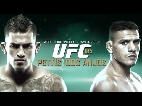 UFC 185: Pettis vs dos Anjos - Extended Preview