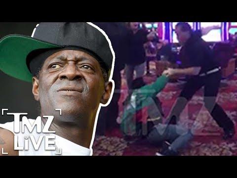 Flavor Flav Gets A Vegas Beatdown | TMZ Live