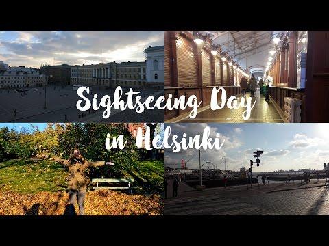 Sightseeing Day in Helsinki