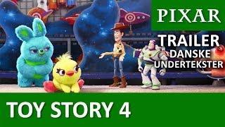 Teaser trailer 2 - Danske undertekster   Toy Story 4