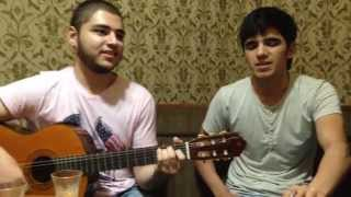 Dolya Vorovskaya gitara / Доля Воровская на гитаре - Shamo & Chiko