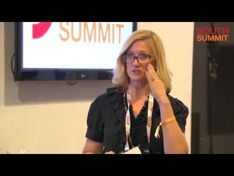 South Summit 2015 - Katherine Grass - Strategic Money. How to Pitch to a Corporate VC