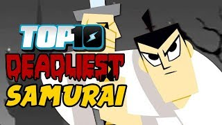 Top 10 Deadliest Samurai