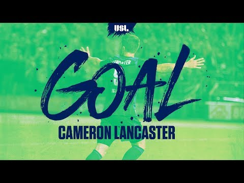 GOAL - Cameron Lancaster, Louisville City FC