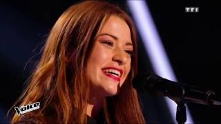 Luna - Battez-vous (Brigitte) | The Voice 2016 | Blind Audition [HD]