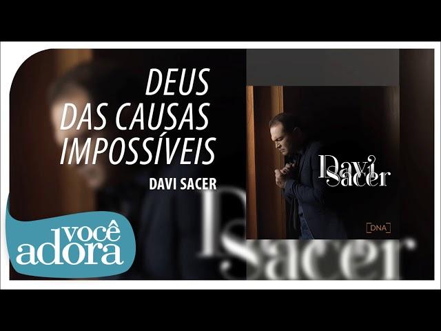 Davi Sacer - Deus Das Causas Impossíveis (Álbum