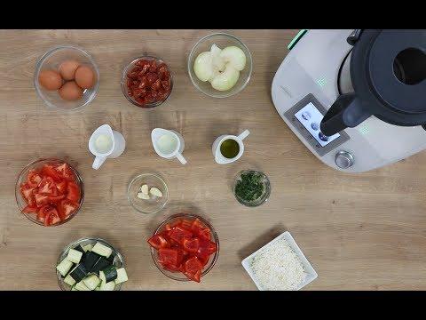 cuisiner-pour-6-et-+-:-gratin-de-ratatouille-chorizo-chèvre