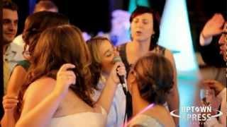 Montreal Wedding DJ at La Toundra Parc Jean Drapeau - Sept 15 2012