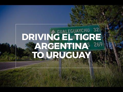 Driving El Tigre // Argentina to Uruguay