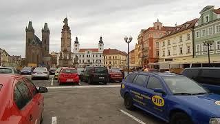 Чехия: путешествия украинского заробитчанина. Градец-Кралове -  бывший королевский город.