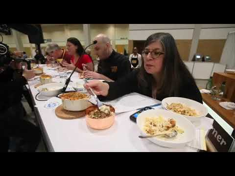 Grate Canadian Cheese Cook-Off, Mac and Cheese