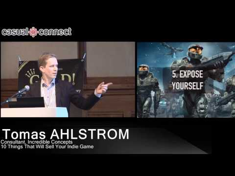 10 Things That Will Sell Your Indie Game| Tomas Ahlstrom
