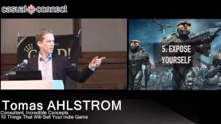 10 Things That Will Sell Your Indie Game | Tomas AHLSTROM