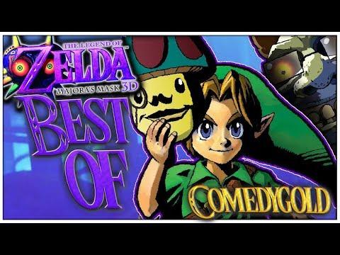 Best of MythosOfPlaying & Jonny - The Legend of Zelda: Majora's Mask 3D