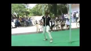 Aaya Re Dance -Vijaysinh(V.v.V)-H.L.Patel College Bhayavadar