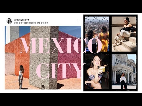 THE INSTAWORTHY GUIDE TO MEXICO CITY 🇲🇽 + ALL THE OUTFITS