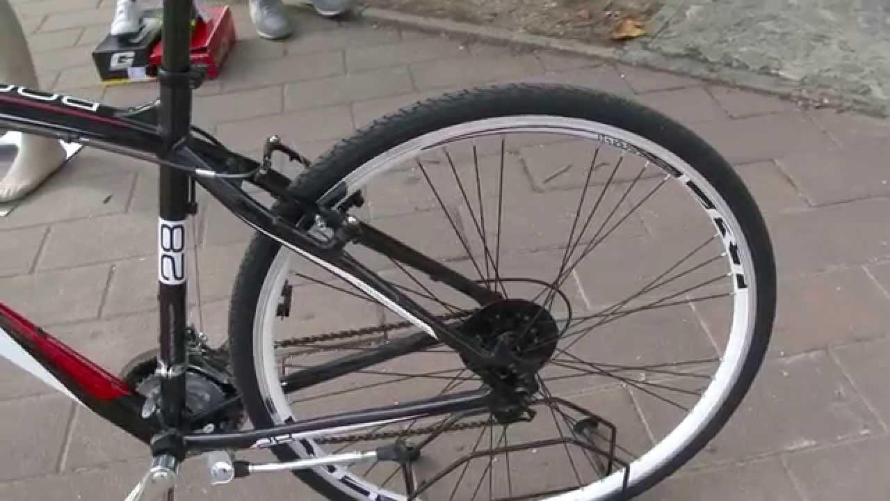 Come si misura la circonferenza della ruota di una bici da ...