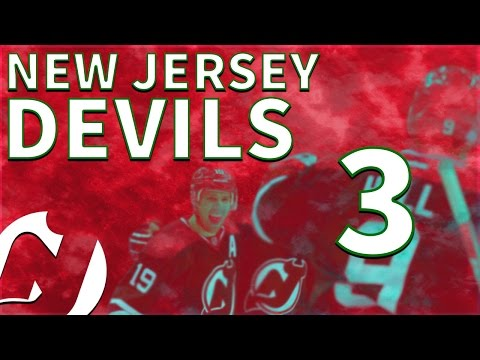HUGE TRADE WITH DALLAS!   NHL 17 New Jersey Devils Franchise Mode - Ep. 3