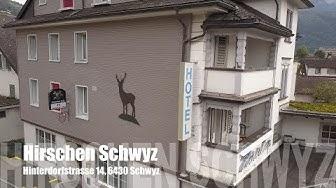Hirschen Schwyz backpackers-hotel&pub