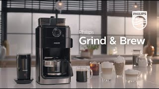 Philips Grind & Brew | How…