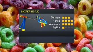 Summer Camp Week 2 - Rocket Range - Fruit Loop Sniper - Respawnables