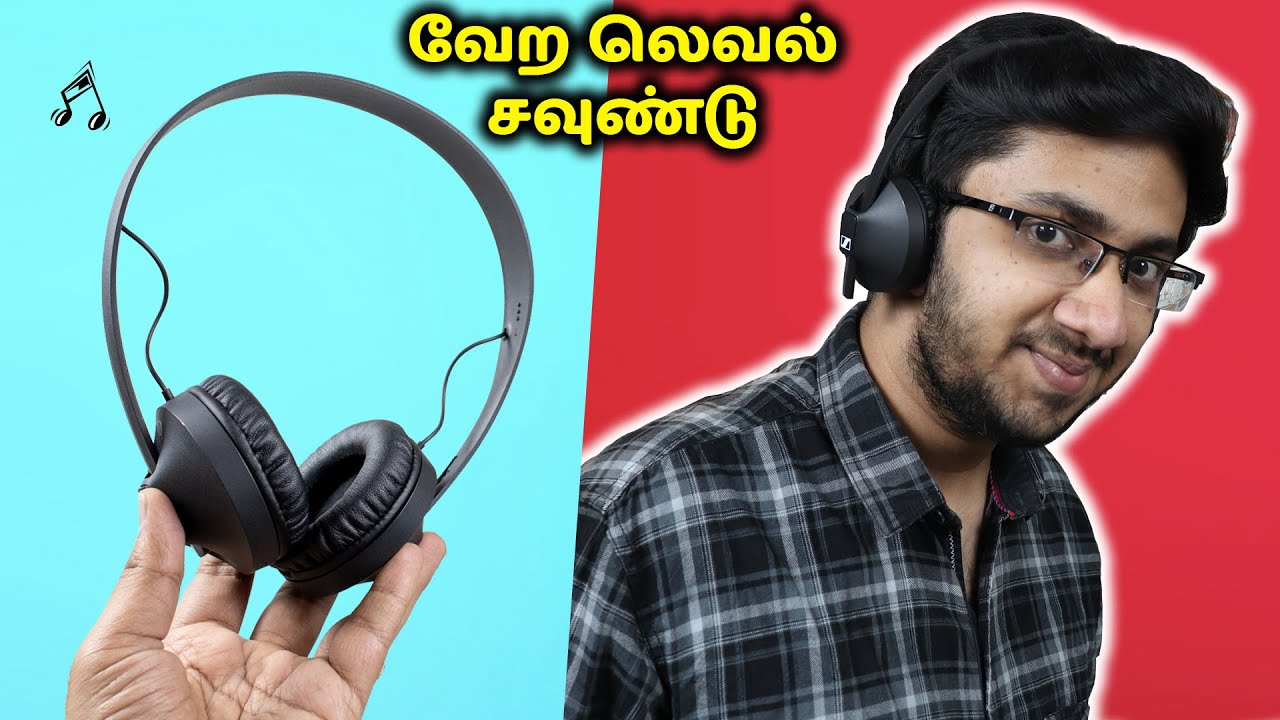 தெறிக்கவிடுற Sennheiser Headphones 🎵🔥  Sennheiser HD 250BT On Ear Headphones Review | Tamil