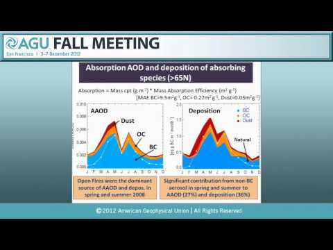 C41D.* Dust and Black Carbon in the Cryosphere I - 2012 AGU Fall Meeting