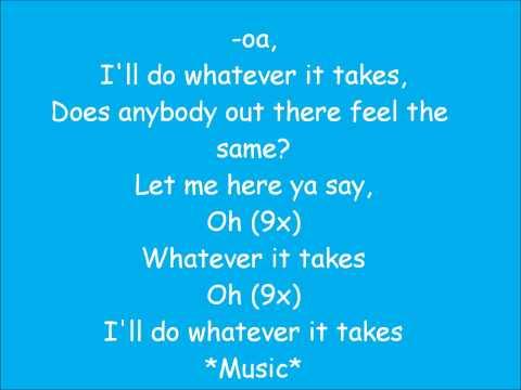 Whatever It Takes-Corbin Bleu-Lyrics