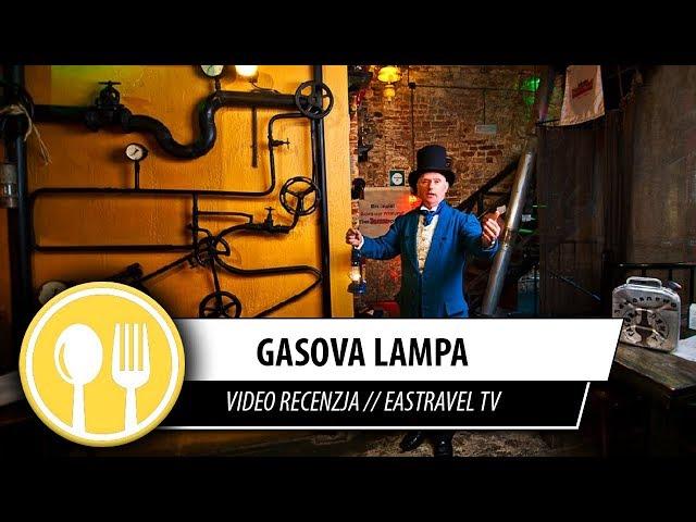 Restauracja: Gasova Lampa, Lwów // EasTravel TV