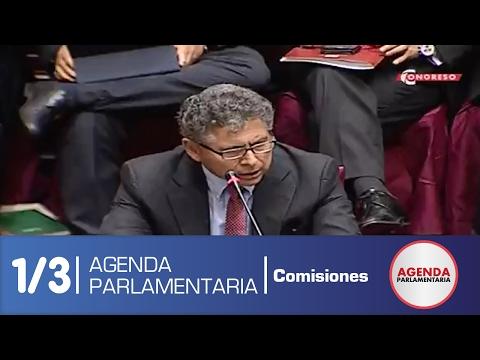 Parte 1/3 Comisión Lava Jato: Presentación de Édgar Ramírez Cadenillas y Gustavo Navarro