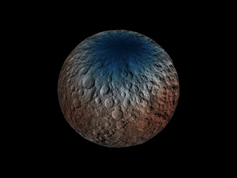 Press Briefing: Ceres - Dispatches from a Dwarf Planet