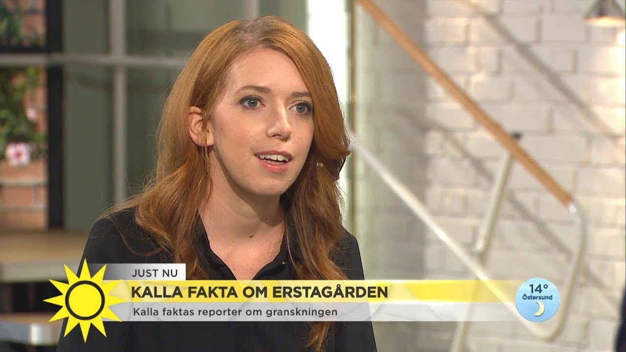 Kalla Faktas reporter om vårdlarmen från Lilla Erstagården - Nyhetsmorgon (TV4)