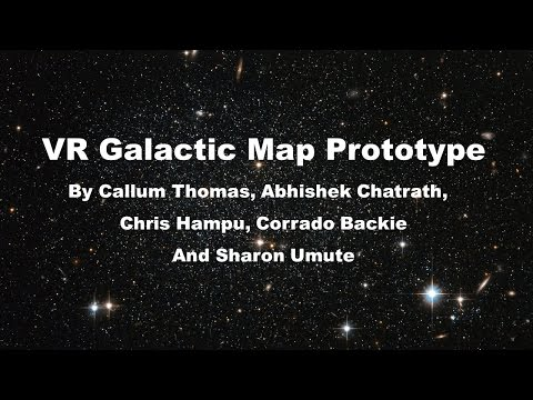 UVic Seng 310 Group Project: Virtual Reality Galaxy Map Prototype