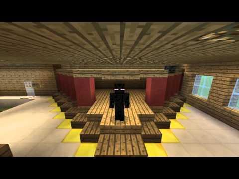 Minecraft ps4 fnaf map fredbear family dinner ep 1
