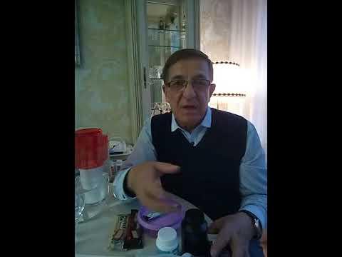 Врач Скорой Помощи Маруда Анатолий о продуктах Perfect Organics (Отзыв)