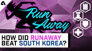 How Did RunAway Defeat Team South Korea?   Behind The Akshon