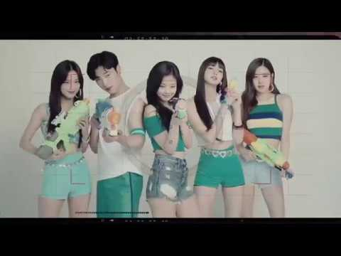 [May 25, 2018] New Video of BLACKPINK for Sprite Commercial