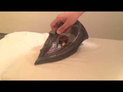 Philips Azur Performance Plus Steam Iron Review