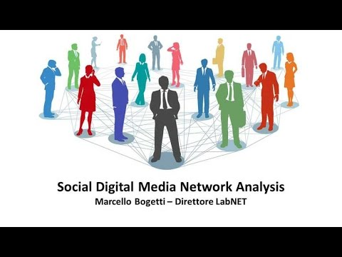 Social Digital Media Network Analysis