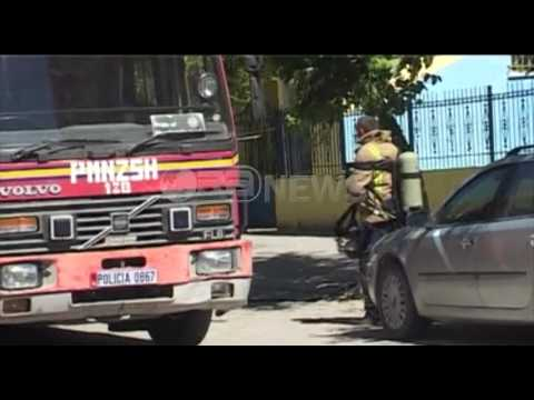 Ora News – Lushnje, shpërthen bombola e gazit, shmanget tragjedia në familje