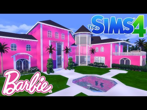 BARBIEHUSET #02 | The Sims 4 - BYGGING