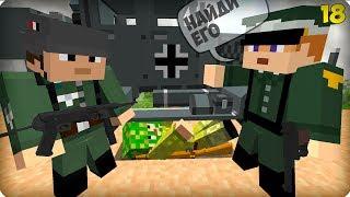 Вторая Мировая Война [ЧАСТЬ 18] Call of duty в Майнкрафт! - (Minecraft - Сериал)