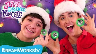 Junk Drawer Holiday Special | JUNK DRAWER MAGIC