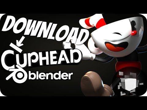 Cuphead 3D Model Is Now For Download